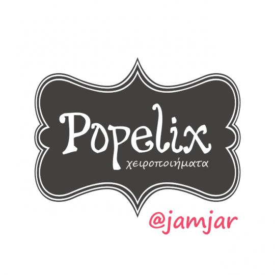 Popelix Handmade Jamjar