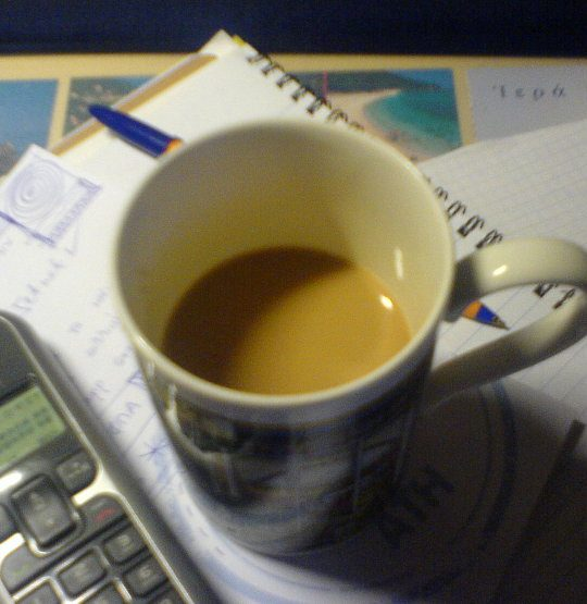 My Dunoon mug