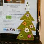 Το γιορτινό desktop της Popelix!