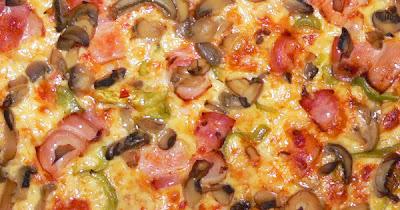 σπιτική πίτσα οδηγίες μυστικά