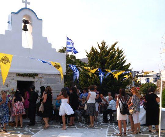 Αγία Άννα Πάνδροσος Παροικιά Πάρος