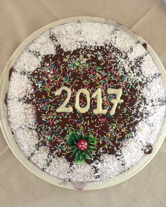 βασιλόπιτα κέικ popelix